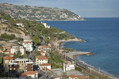 Bordighera Panorama